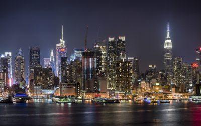 Wie wil er niet mee naar NYC?
