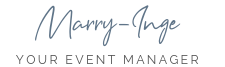 Marry-Inge | Your Event Manager